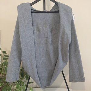Lululemon Dancer's Shrug gray size medium